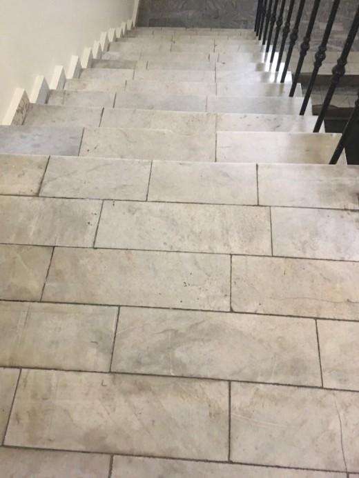 реставрация или замена мрамора