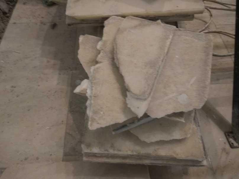 реставрация камня
